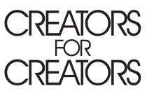 Creators for Creators
