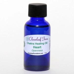 Chakra Healing Oil - Heart