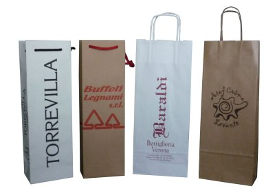LINEA WINE BAG