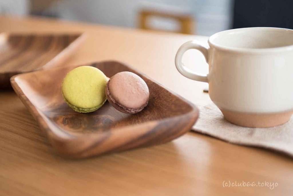 お茶 お菓子 ヨークシャーテリア