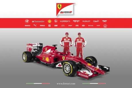 Ferrari SF15-T 3