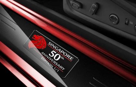 Ferrari F12berlinetta Singapore 50th Anniversary Edition 2