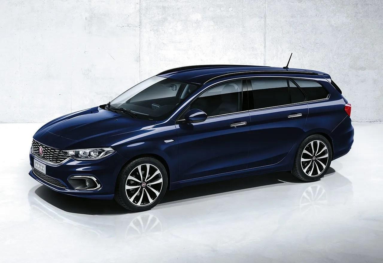 Fiat Tipo: i prezzi della station wagon e della compatta