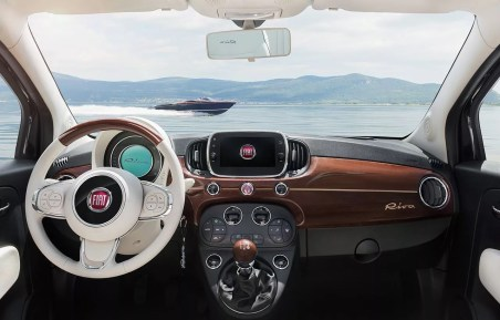 Fiat 500 Riva immagini (1)