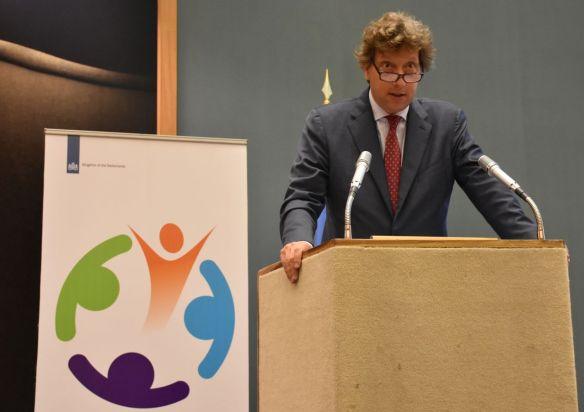 Pieter Jan Kleiweg de Zwaan, Deputy-Director General of the Netherlands Ministry of Foreign Affairs1