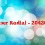 Laser Radial – 204269