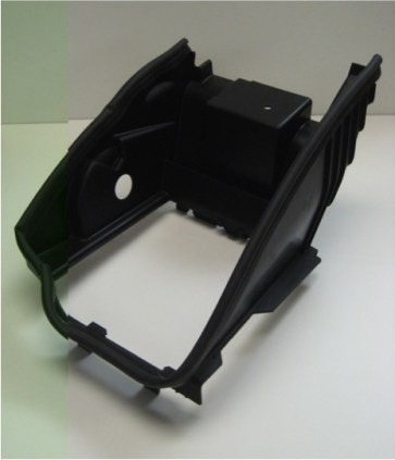 RIM Cast parts for both prototype and production vehicles
