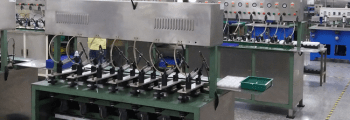 Launched new automated production line for Smart Watch Industry