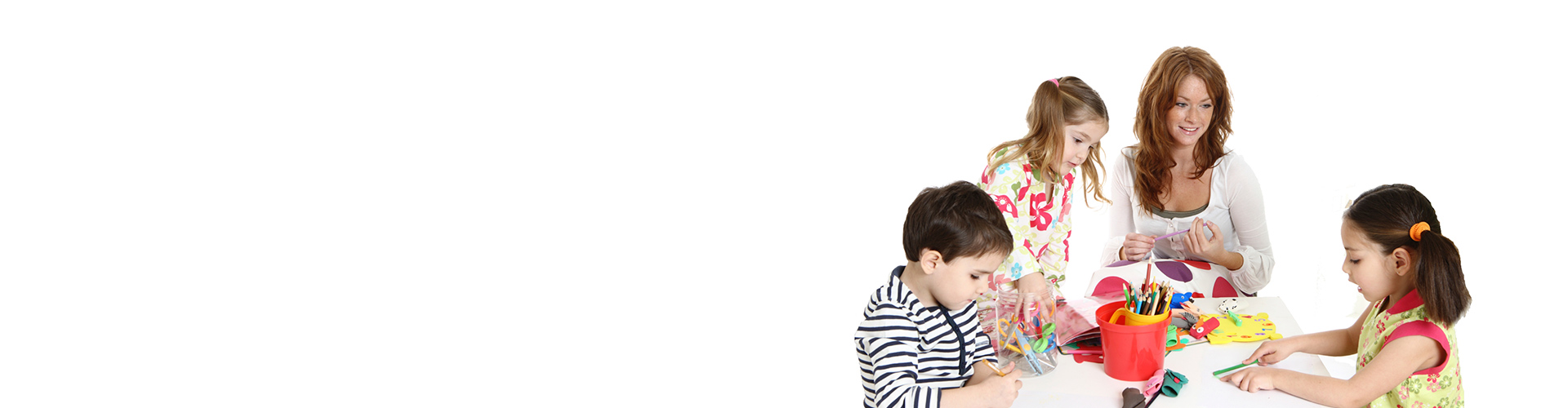 Childcare Distance Learning Course Image