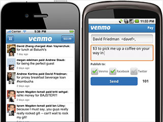 Venmo makes mobile payments social - Computer News Middle East
