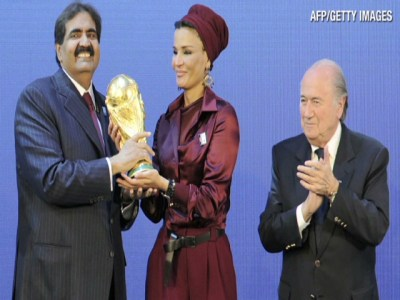 Russia, Qatar win race to host World Cups as FIFA spreads its vision - CNN.com
