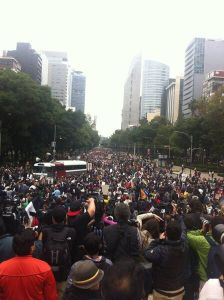 Ciudad de Mexico/Mexico City (26 Sept 2015)