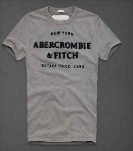 Abercrombie Remeras Hombre