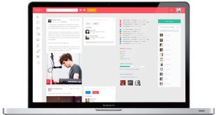 Google Plus Design Concept
