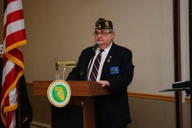 John Steciw, Ukrainian American Veterans Post 32