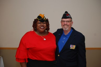 Sharon Parry (MPMA Chicago Chapter 2 President) and husband Bruce Parry (CVO Treasurer and Past CVO Chair)