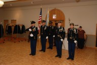 Phoenix Military Academy JROTC Color Guard