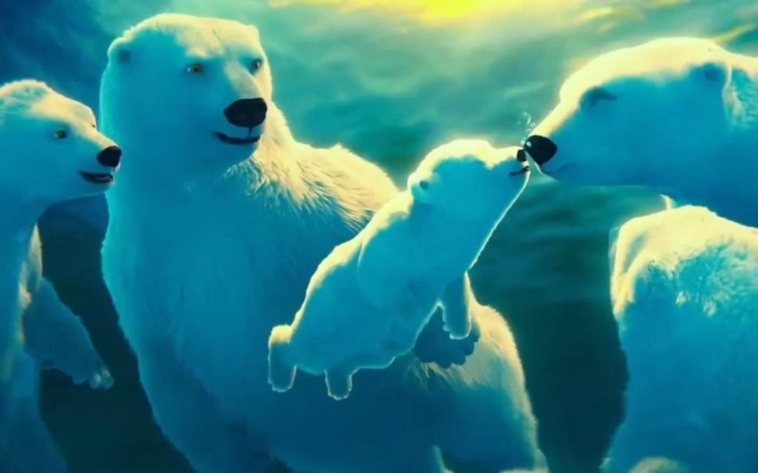 L'ours polaire Coca-Cola de retour dans un film produit par Ridley Scott