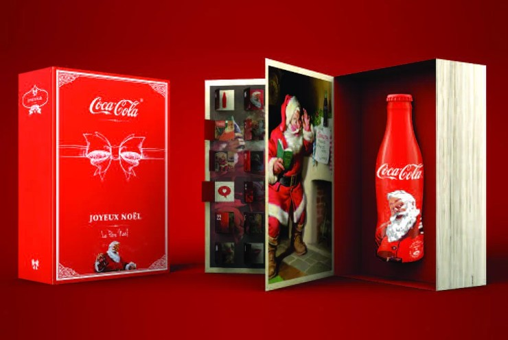 Coffret collector Coca-Cola - Noël 2013