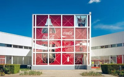 L'usine Coca-Cola de Grigny produit désormais 120 000 canettes par heure