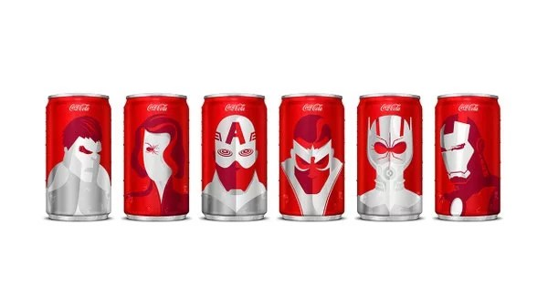 Coca-Cola fait sa promo au Super Bowl 2016 avec  Hulk et Ant-Man
