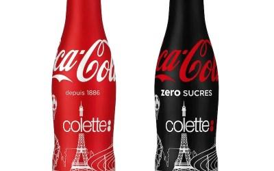 Bouteilles Collector Coca-Cola by colette prochainement