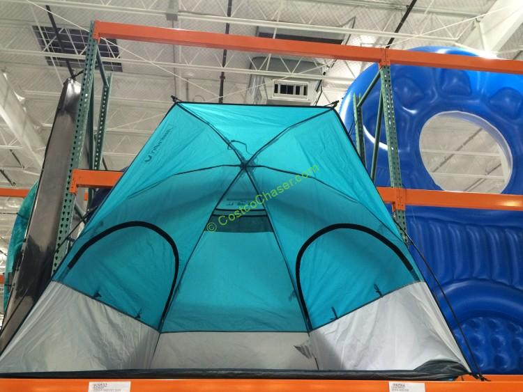 Coleman 5-person Instant Dome Tent & Core Equipment 12 Person Instant Cabin Tent 18u0027 x 10u0027 x 80 ...