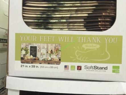 "Soft Stand Kitchen Mat 21"" X 39 "" – CostcoChaser"