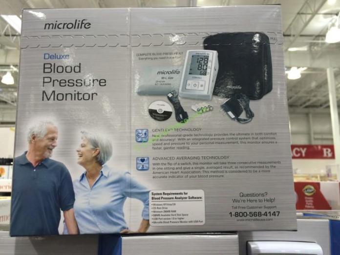 microlife blood pressure monitor instructions