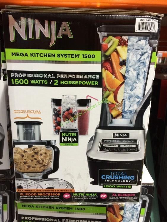 ninja mega kitchen system with model bl773co