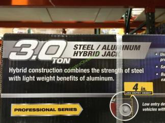 Arcan 3 Ton Floor Jack Steel Aluminum Model Hj3000