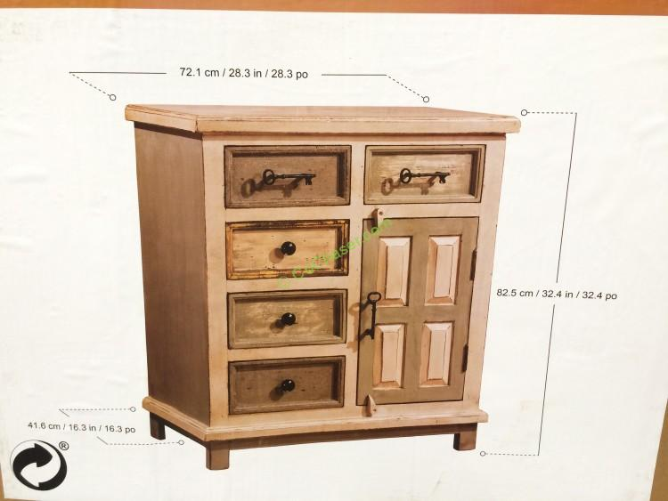 Hillsdale Furniture Accent Cabinet – CostcoChaser
