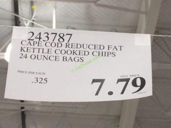Costco-243787-Cape-COD-Reduced-Fat-Kettle-Cooked-Chips-tag
