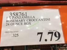 Costco-358761- LA-Panzanella-Rosemary-Croccantini-tag