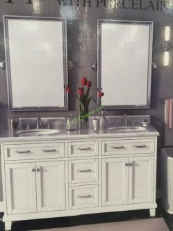 Costco-688842-60-Double-Sink-Wood-Vanity-White-pic