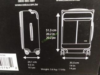 Costco-1078786-Kirkland-Signature-Softside-Spinner-Carry-On-size