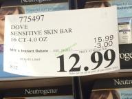 Costco-775497-Dove-Sensitive-Skin-Bar-tag
