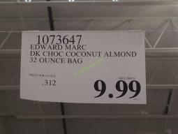 Costco-1073647-Edward-MARC-Coconut-Almond-with-Dark-Chocolate-tag