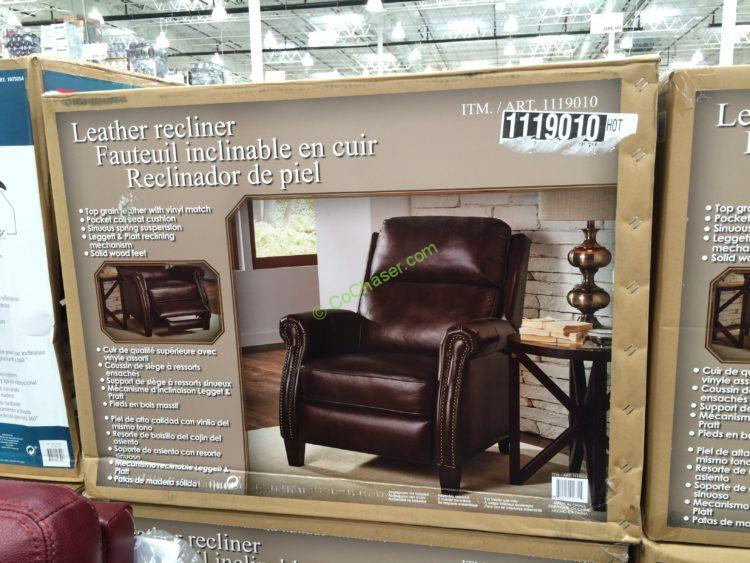 Costco-1119010-Synergy-Home-Leather-Recliner-box & Synergy Home Leather Recliner u2013 CostcoChaser islam-shia.org