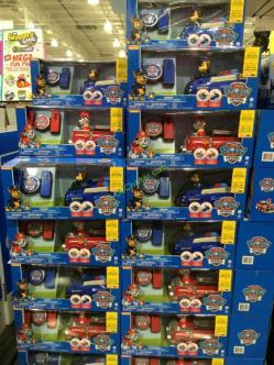 Costco-1140423-Paw-Patrol- RC-Vehicles-Chase -Marshall-all
