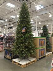 Costco-1455659-Pre-Lit-LE- EZ-Connect-Dual-Color-Christmas-Tree2
