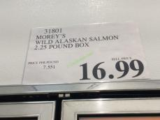 Costco-31801-Morey's-Wild-Alaskan-Salmon-tag