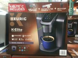 Costco-2881975-Keurig-K-Elite-C-Single-Serve-Coffee-Maker-face