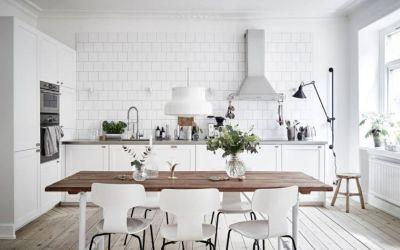 Cocina estilo nórdico, claves de la decoración de moda