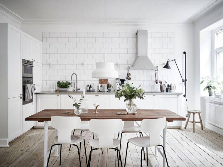 Cocinas Nórdicas. Claves de la Decoración de Moda