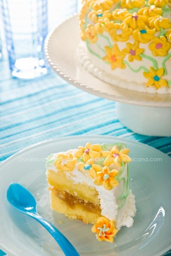 Bizcocho (pastel) dominicano