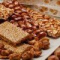 Turrón de quinoa y semillas