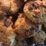 Galletas de Yogur Griego y Gotas de Chocolate