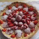 Tarta de Fruta con Fresas y Crema pastelera...Ultimo capitulo!