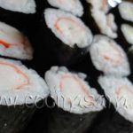 Sushi Casero? Se hace así!